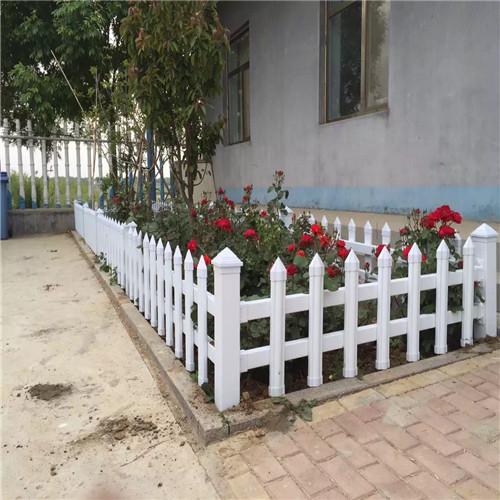 中央绿化护栏pvc公路绿化带护栏 鼎鑫营顺 绿化护栏pvc报价