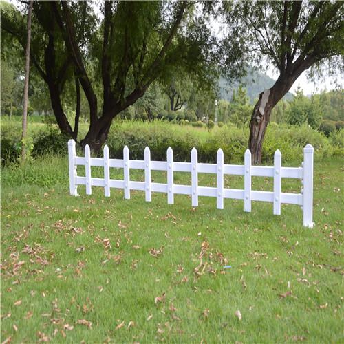 塑钢绿化栏杆pvc品牌 鼎鑫营顺 网绿化栏杆pvc塑钢绿化防护栏