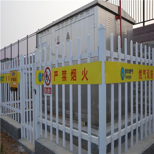 鼎鑫 护栏配件塑料护栏型材pvc学校护栏