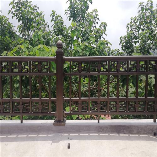 铝艺大门护栏铝艺护栏铝合金建筑护栏 鼎鑫营顺