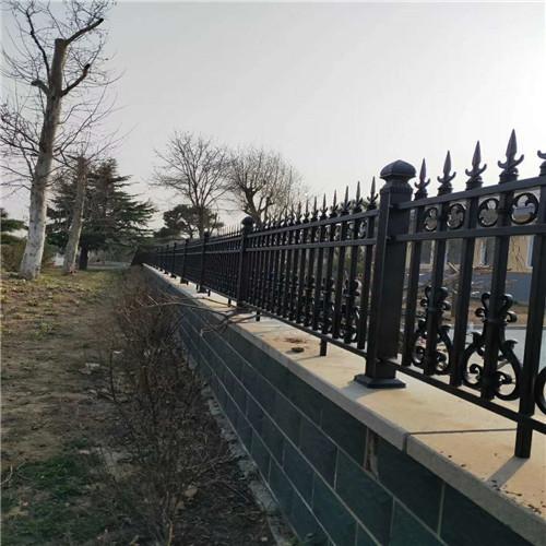 鼎鑫营顺 的标准铝合金栅栏铝合金防护栏