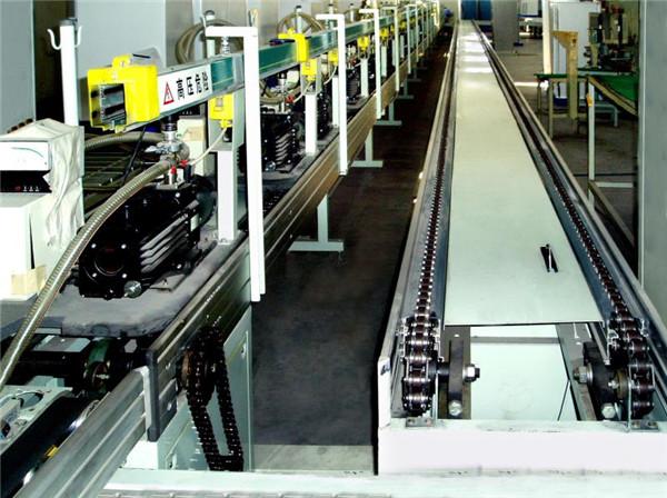 家电生产线-无锡银盛机械-家电生产线配件