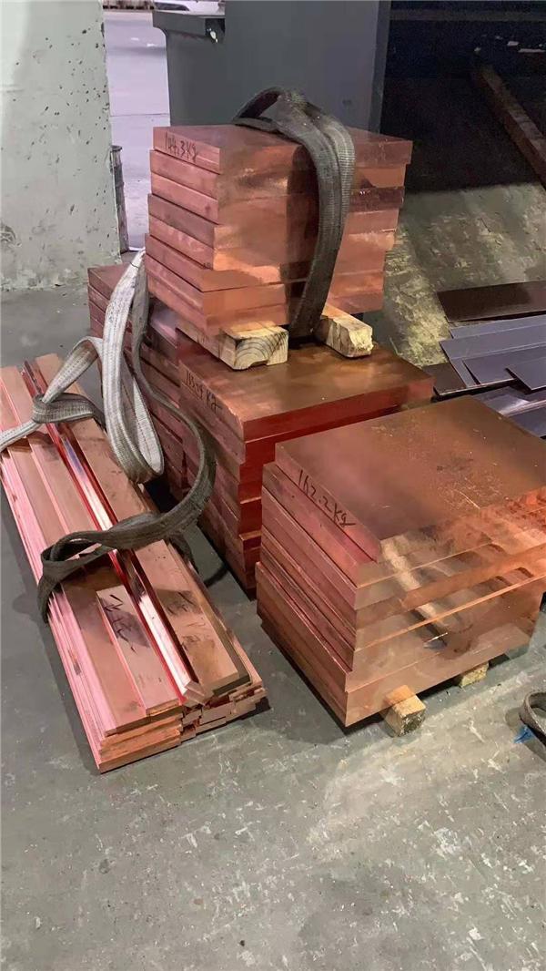 紫铜-锦盈金属材料-紫铜管加工