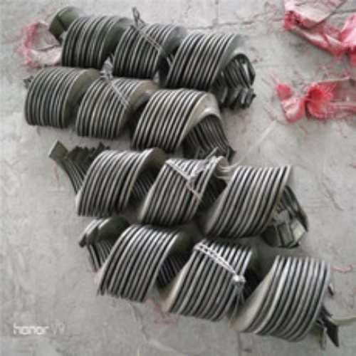 搅龙叶片定制 搅龙叶片生产商 螺旋搅龙叶片多少钱 宗建