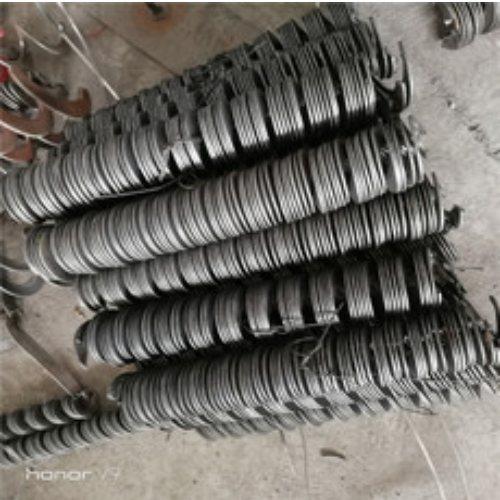 宗建 碳钢搅龙叶片生产 不锈钢搅龙叶片型号规格 螺旋搅龙叶片