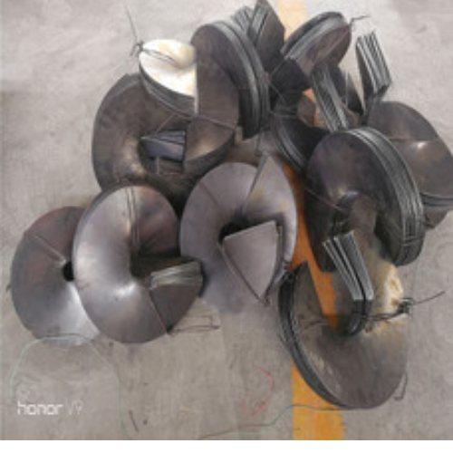 不锈钢搅龙叶片哪家好 专业搅龙叶片供应商 宗建