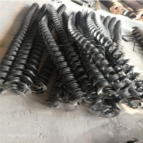 碳钢搅龙叶片定做 搅龙叶片批发 宗建 专业搅龙叶片生产商