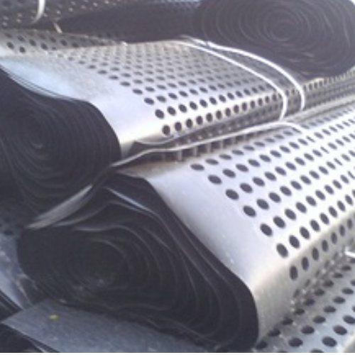 特惠排水板施工工艺 山东宏川 黑色排水板哪里有卖
