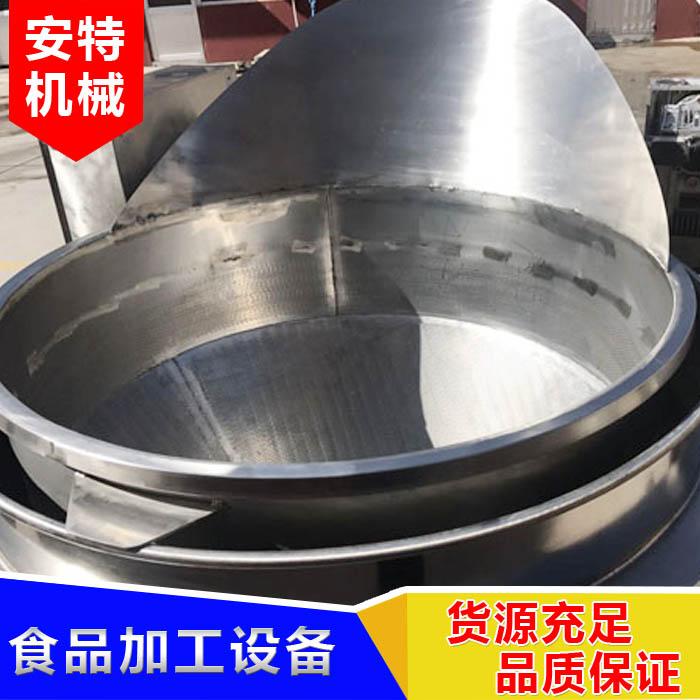电加热立式夹层锅操作说明 安特 立式夹层锅是压力容器吗