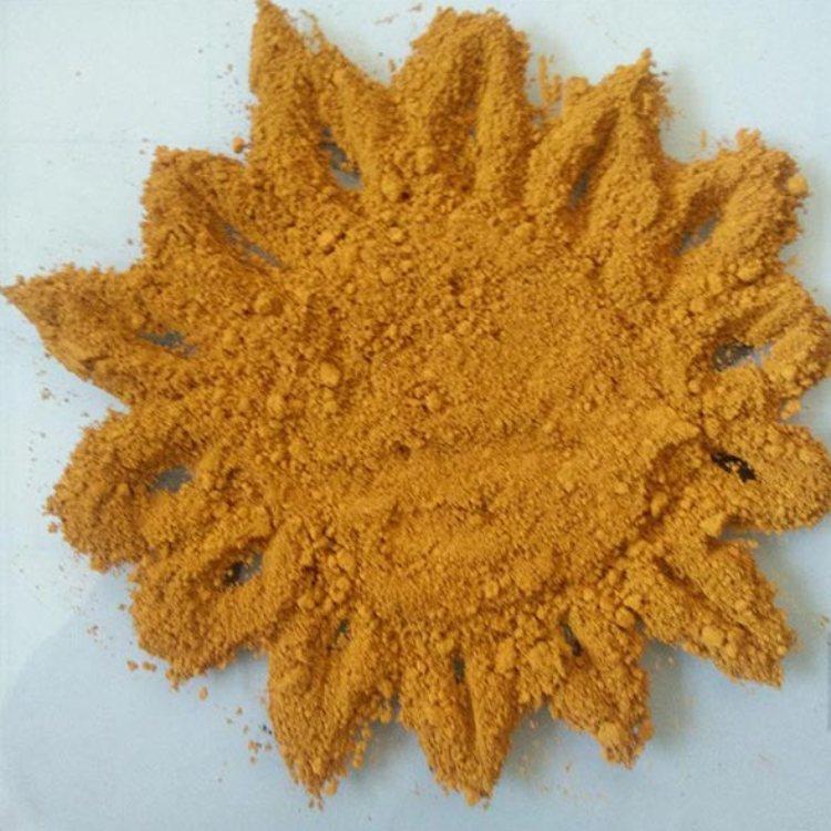 辽宁氧化铁黄供应商 鲁储化工 耐高温氧化铁黄批发 天然氧化铁黄