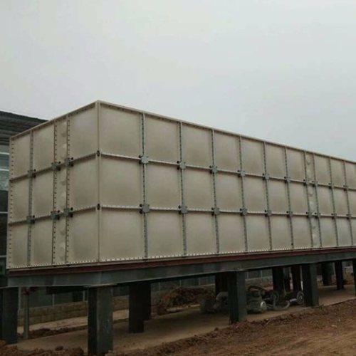30吨smc玻璃钢水箱价位 53吨smc玻璃钢水箱 中祥供货及时