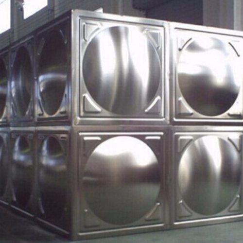 54立方消防不锈钢水箱报价 中祥供货及时 27吨消防不锈钢水箱