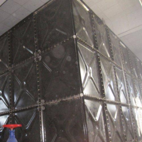 63吨搪瓷钢板水箱哪家好 中祥供货及时 55吨搪瓷钢板水箱公司
