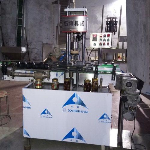 自动白酒防盗盖封口机生产公司