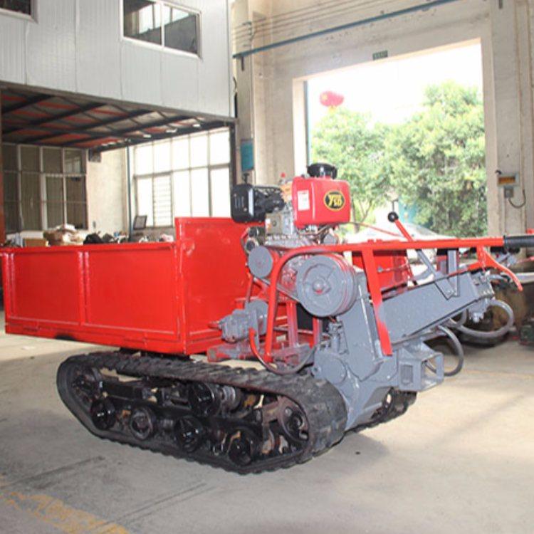 宇通 农用小型履带式运输车报价 果园履带式运输车