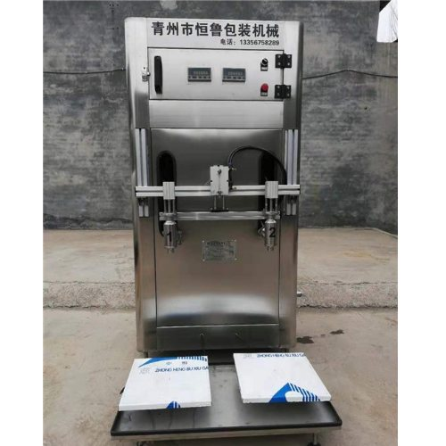 半自动车用尿素水灌装机 山东恒鲁 自动车用尿素水灌装机公司