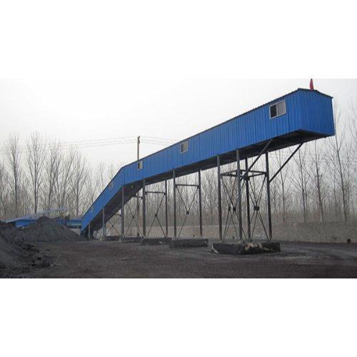 临朐鑫宇 皮带输送机掺配煤设备图片 输送设备掺配煤设备