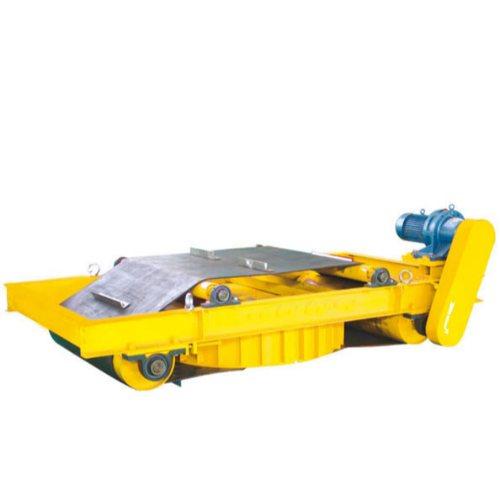 生产自卸式电磁除铁器哪家好 制作自卸式电磁除铁器公司 鑫宇