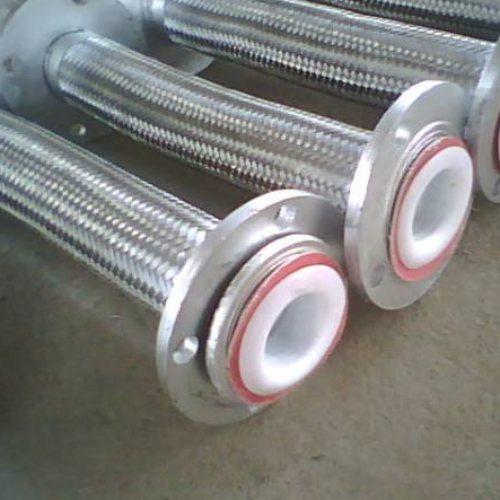鑫驰规格全 环形衬四氟金属软管型号 1.0mm衬四氟金属软管报价