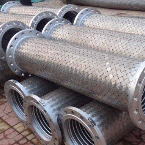 50cm钢制金属软管 10mm钢制金属软管 鑫驰生产线