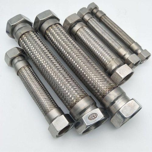 鑫驰生产线 国标金属编制软管 10mm金属编制软管规格