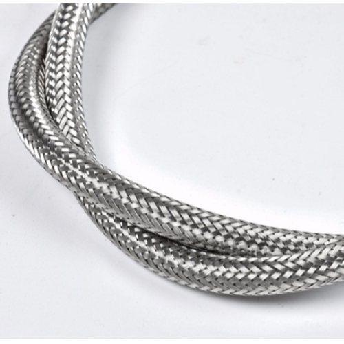 20mm金属编制软管 弹性金属编制软管公司 鑫驰生产线