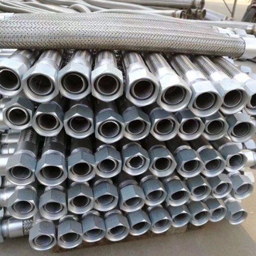鑫驰生产线 国标金属钢丝软管报价 50cm金属钢丝软管