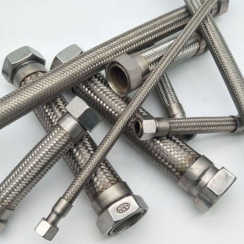 鑫驰生产线 国标卡套式金属软管规格 高压卡套式金属软管多钱