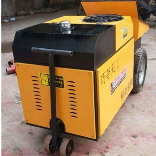 多功能泵怎么卖 液压混凝土泵联系方式 二次构造泵专业制造 建泰