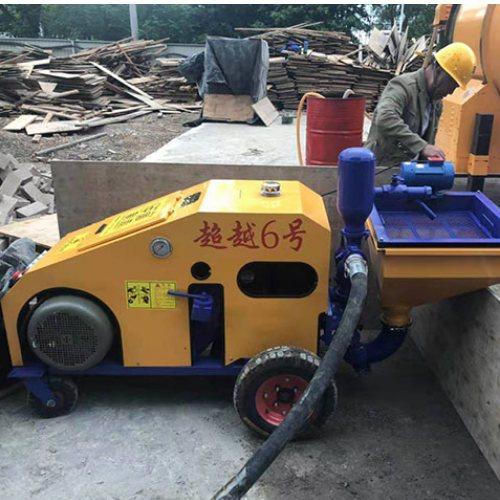 建泰 多功能水泥砂浆喷涂机种类齐全