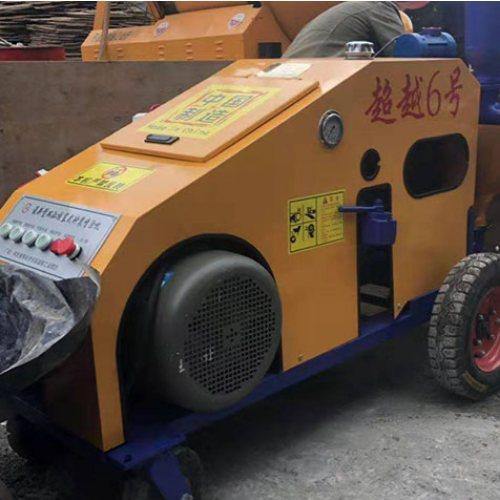 优质砂浆喷涂机器联系方式 建泰 新型砂浆喷涂机器注意事项