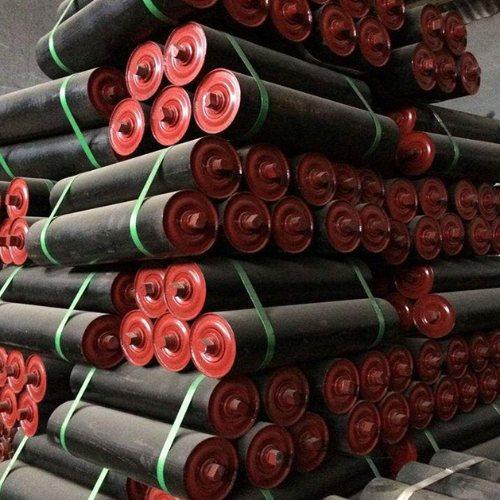 矿用辊子批发价 安久工矿配件 镀锌辊子批发商 三联辊子工厂