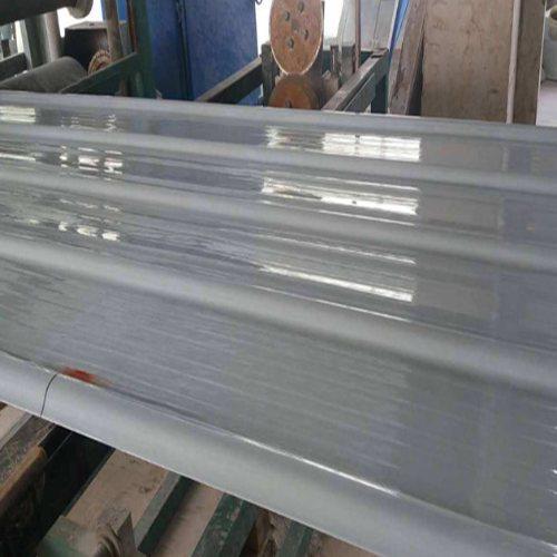 带铁边采光瓦批发商 波形采光瓦供应商 东宏彩钢