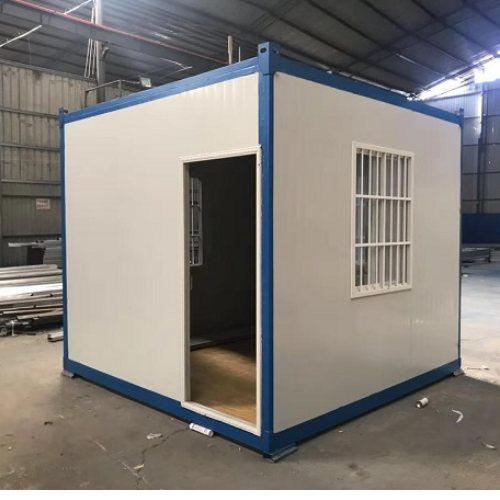 紫兴轻钢活动房 单层固定集装箱订做 海运固定集装箱定制