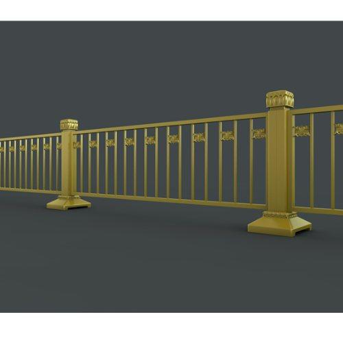 金朋 专业生产黄金道路护栏价格 现货供应黄金道路护栏可定制