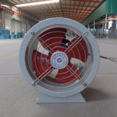 防爆防腐CDZ型轴流风机报价 山东CDZ型轴流风机多少钱 沃金