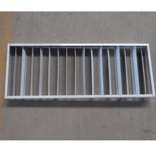 方形散流器商家 沃金 航空方形散流器报价 方形散流器报价