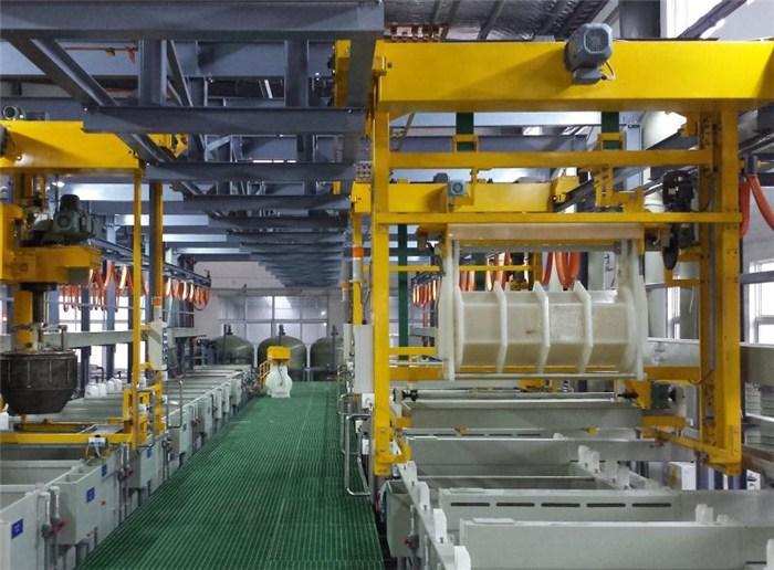 科伟泰自动化设备(图)-电镀生产线-电镀