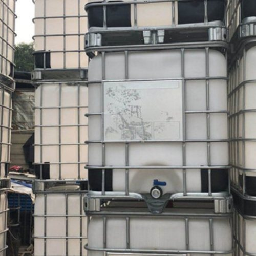 标日昇 二手铁桶回收报价 涂料铁桶回收站 高价铁桶回收