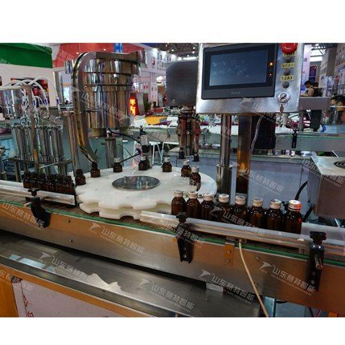 自动洗洁精灌装机 全自动洗洁精灌装机 青州赛诺