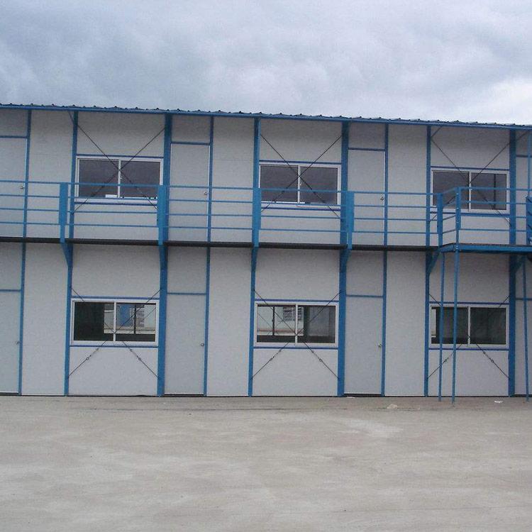 新型k式活动房 k式活动房尺寸 中石彩钢 标准k式活动房规格