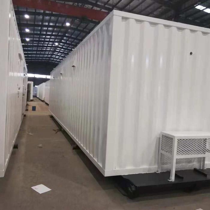 优质野营房 中石彩钢 集装箱野营房 野营房供应
