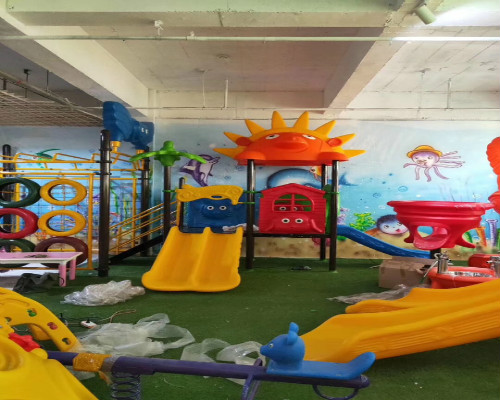 儿童组合滑梯厂家图片/儿童组合滑梯厂家样板图 (1)