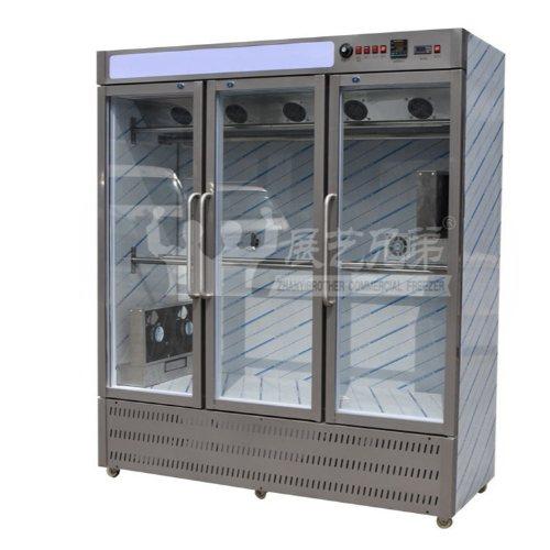 晾胚风干柜直销 烤鸡店专用风干柜直销 风冷风干柜定做 展艺兄弟