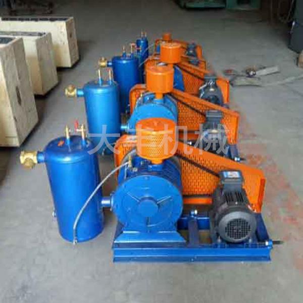 河南回转式鼓风机制造商 曝气用回转式鼓风机型号 大丰机械