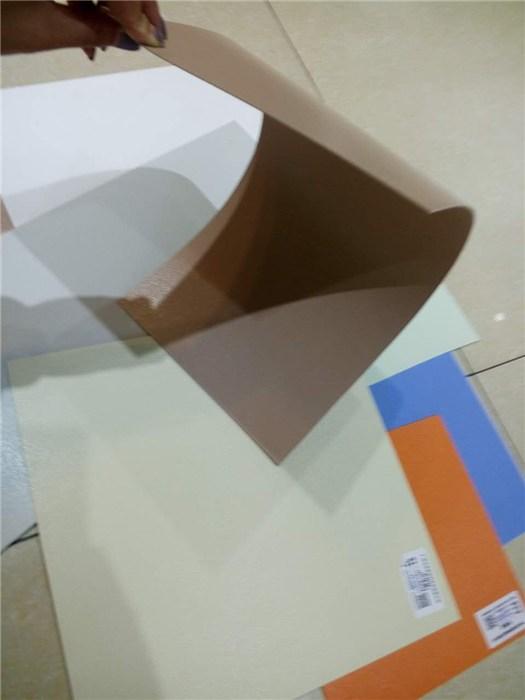 纯色树脂板厂家