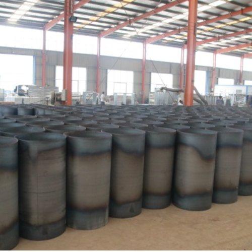 冷轧人防通风管供应商 金瑞特空调 除尘人防通风管供应商