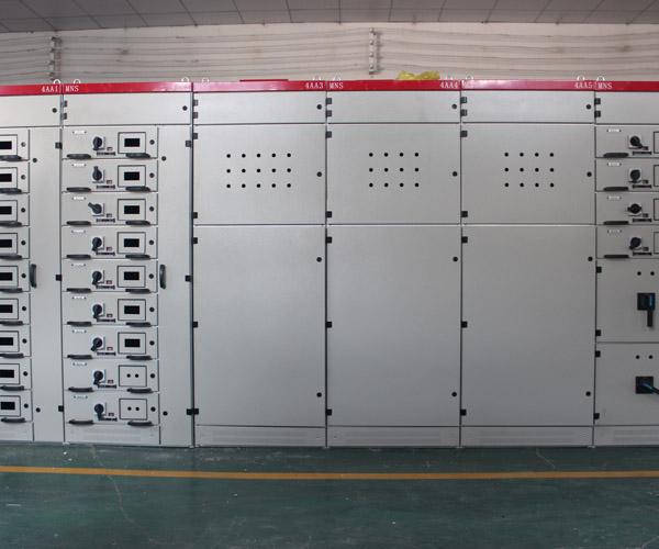 固定式配电柜图片/固定式配电柜样板图 (1)
