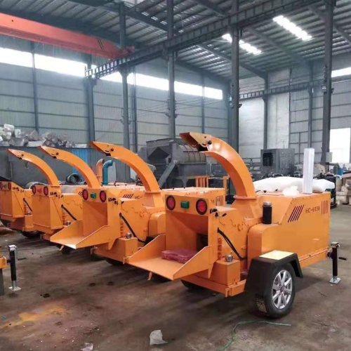 哪里有卖园林树枝粉碎机 WY6145型树枝粉碎机生产厂商 万盈