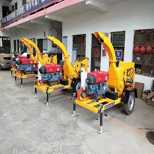 原竹树枝粉碎机批发 万盈 杂木树枝粉碎机技术参数